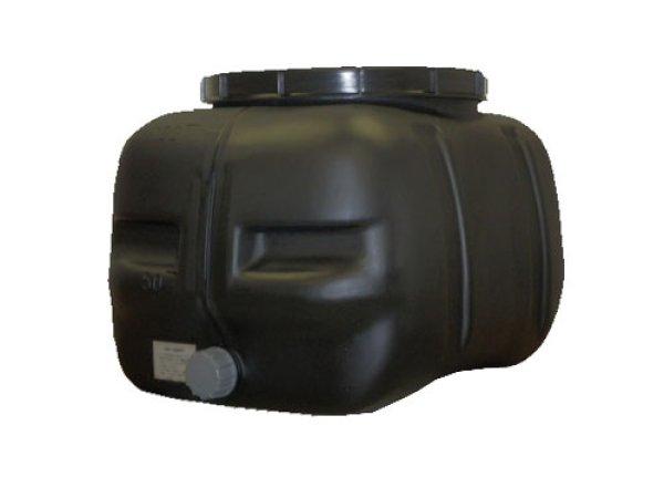 画像1: コダマ樹脂工業 ローリータンク タマローリー横型タイプ AT-100B (ブラック) (1)