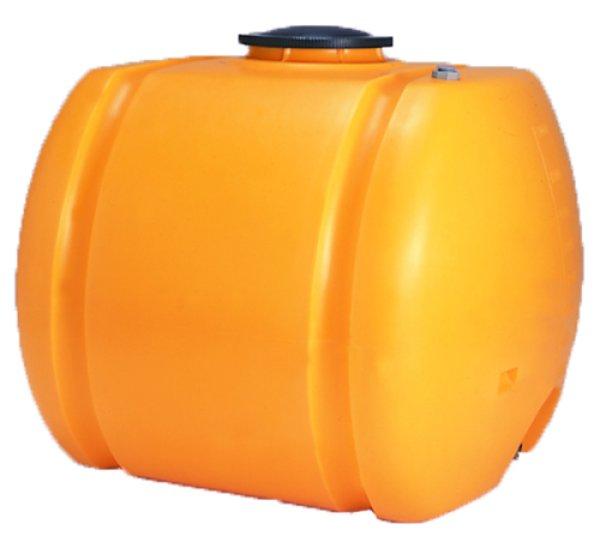 画像1: コダマ樹脂工業 ローリータンク タマローリー横型タイプ AT-2000 1.5インチバルブ付 (1)